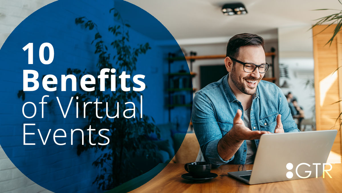 virtual event benefits