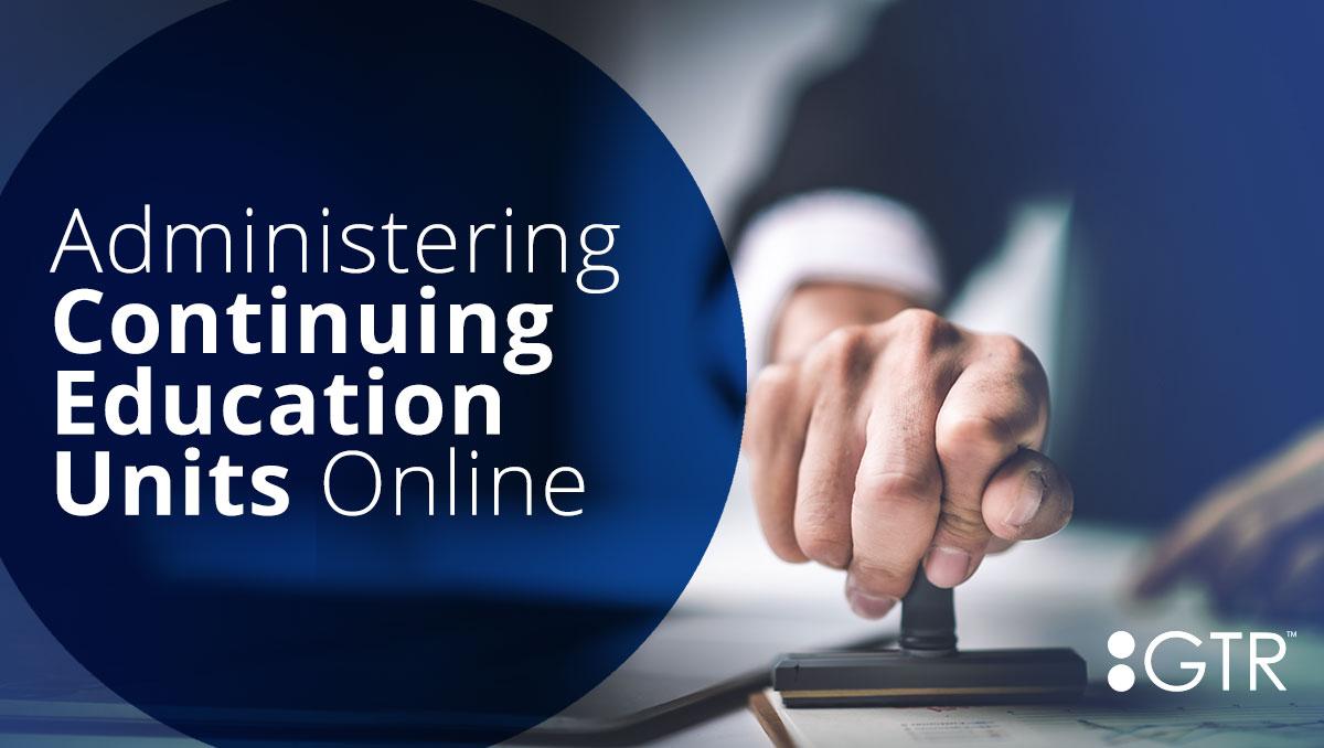 administering ceus online