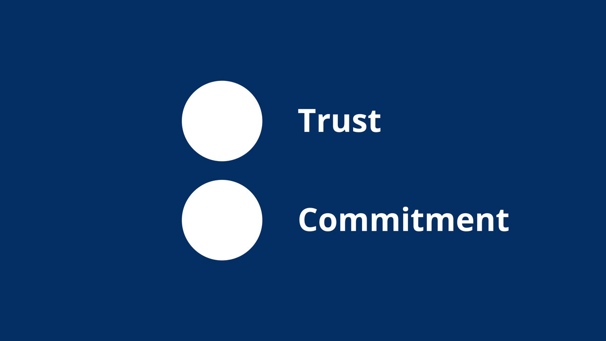 gtr trust commitment