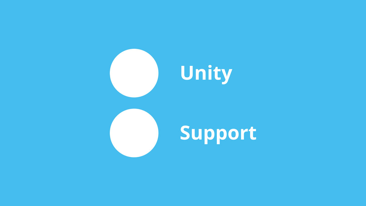 gtr unity support