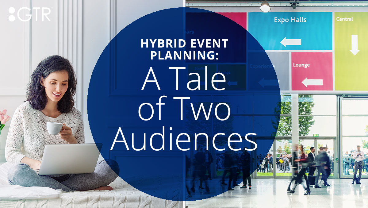 reasons to add hybrid events to your marketing mix