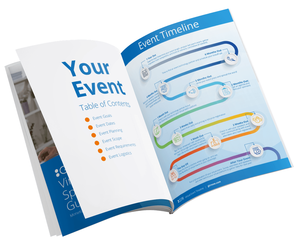 preview of an event planning playbook