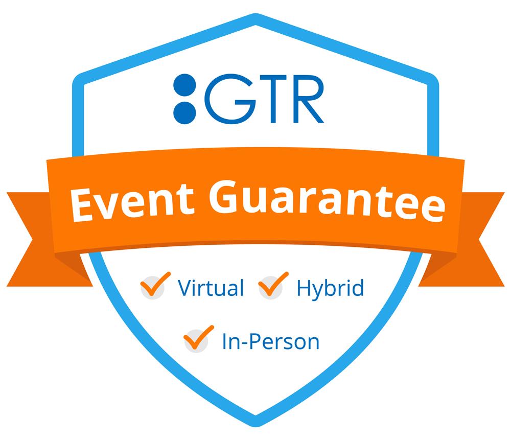 the gtr event guarantee