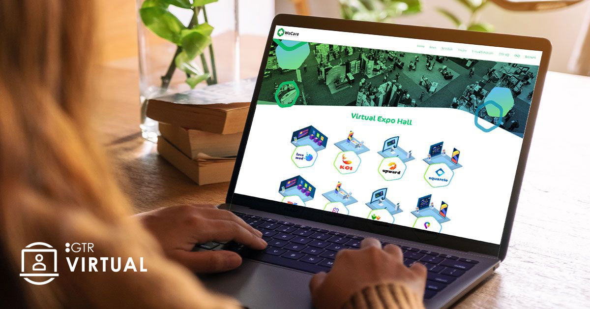gtr virtual - virtual events platform