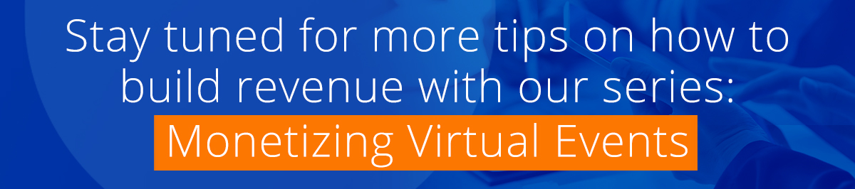 ways to energize virtual event registration