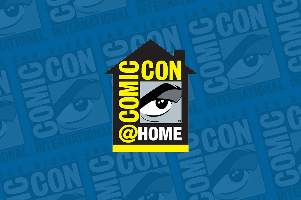 comic con at home example