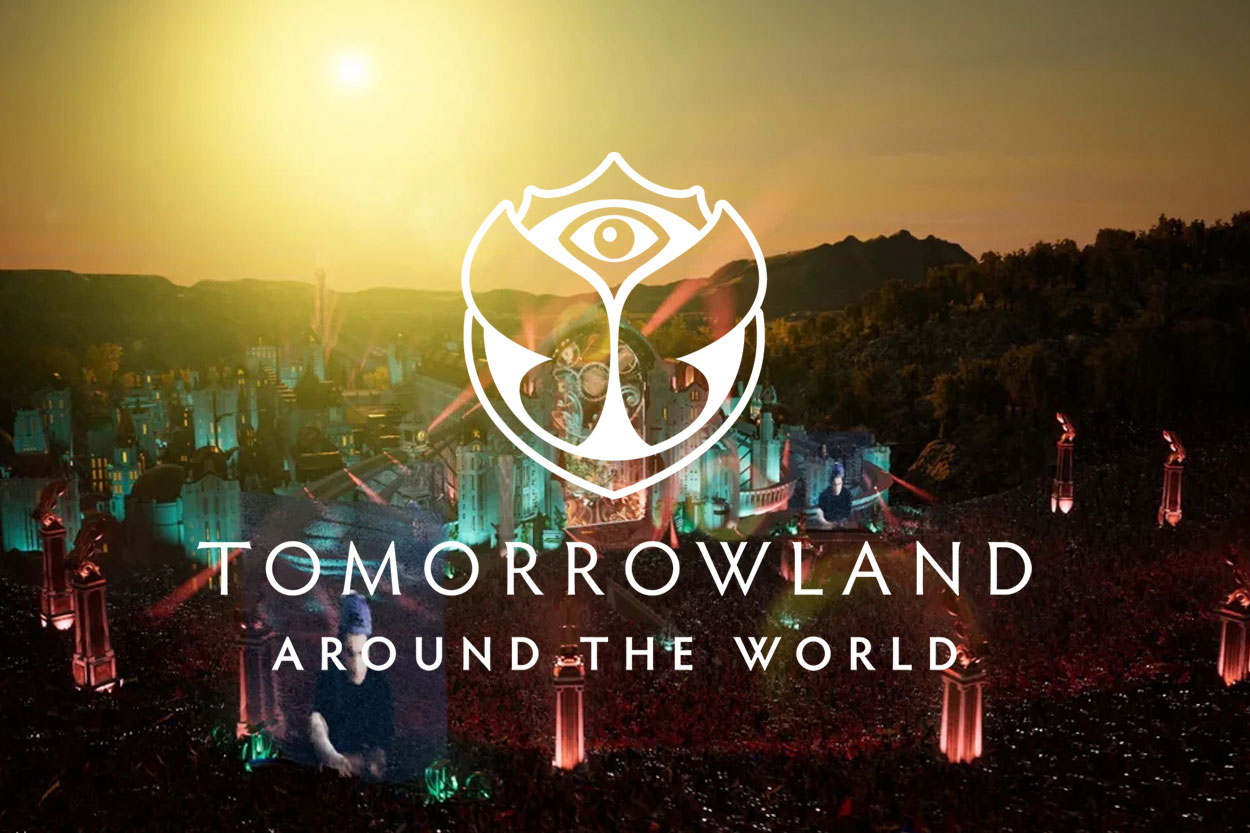 tomorrow land virtual event example