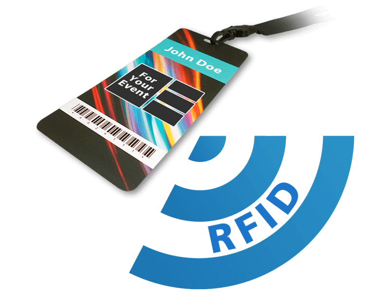 RFID lead scanning device option