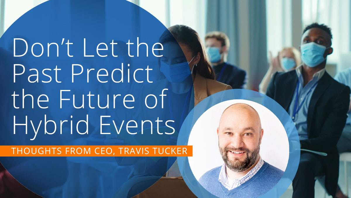 Don't Let the Past Predict the Future of Hybrid Events