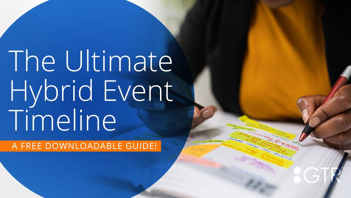 The Ultimate Hybrid Event Timeline