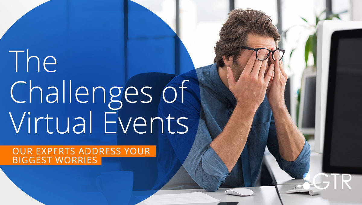 virtual event challenges